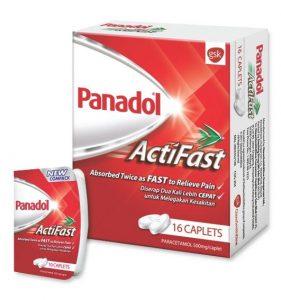 Panadol Actifast6002PPS0